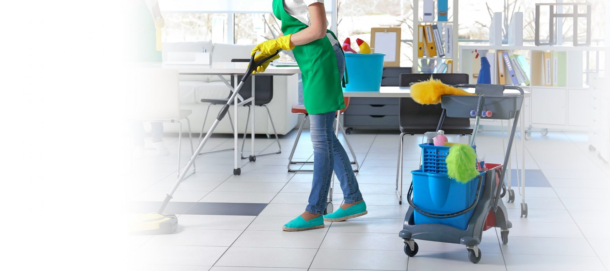 2 Commercial Cleaning